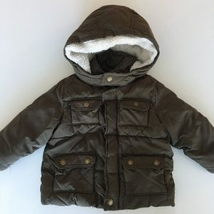 Baby Gap puffy jacket